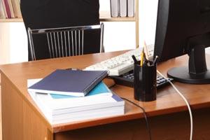 Ideas para organizar la oficina for Como organizar mi oficina segun el feng shui